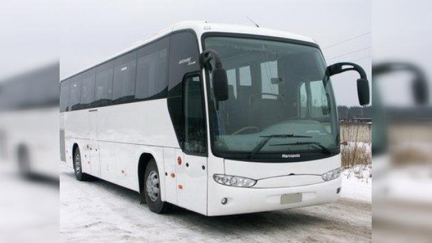 Rusia ensamblará autobuses brasileños