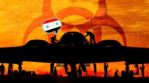 Experto: Bombardear los arsenales de armas químicas envenenaría a todo Oriente Medio