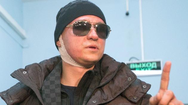 El director artístico del teatro Bolshói evita la ceguera