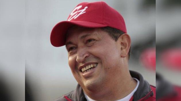 """Hugo Chávez: """"En plena convalecencia, en plena lucha por la vida"""""""