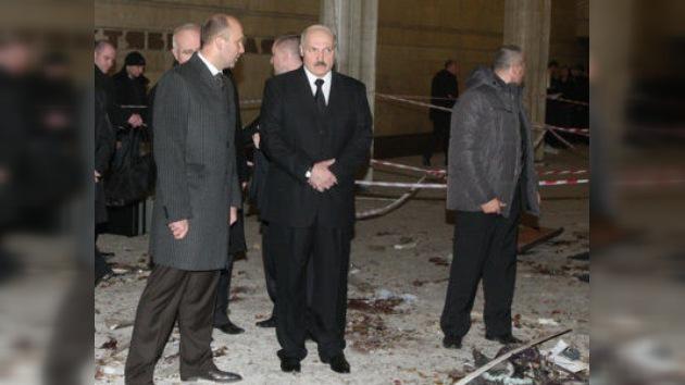La Fiscalía General de Bielorrusia califica la explosión en Minsk como un atentado