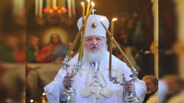 El Patriarca de Moscú se dirigió a los fieles en 18 lenguas