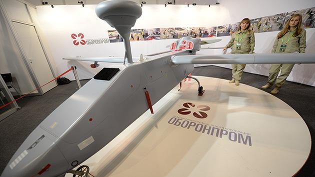 Rusia creará en el año 2014 un centro de aviación no tripulada