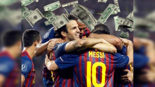 El Barça ya es el club que más ingresa gracias al 'maná' de Qatar