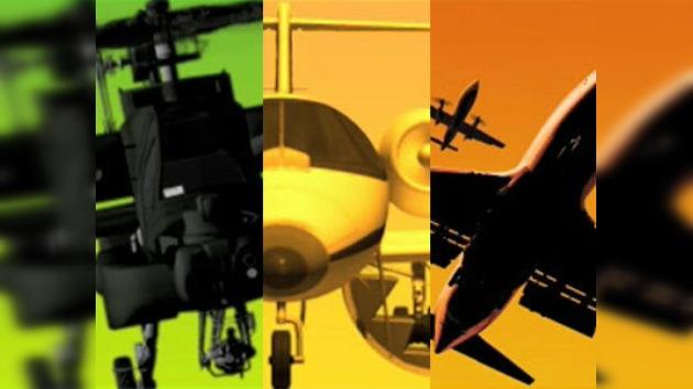 Las compañías rusas mostrarán sus novedades en el Airshow de Farnborough