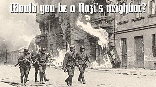 """Asambleísta de Nueva York: """"Puede que su vecino sea un nazi"""""""