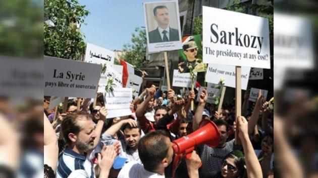 Rusia cree que intromisión externa en el conflicto sirio es inadmisible