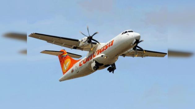 Cae un avión en Venezuela con 51 personas a bordo