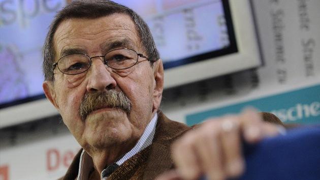 Günter Grass: ¡Alemania le da veneno a Grecia!