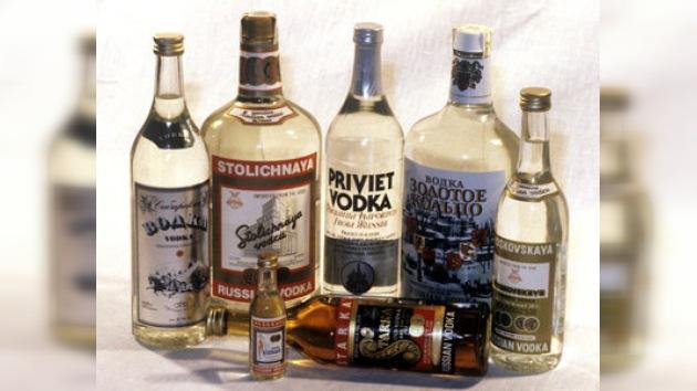 El vodka celebra su cumpleaños
