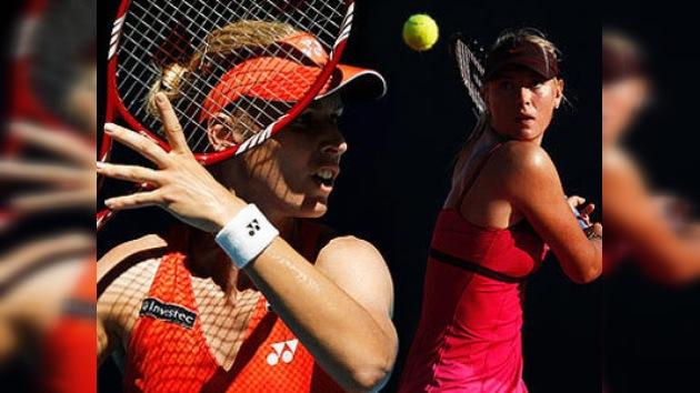 Sharápova se clasifica para las semifinales en Standford