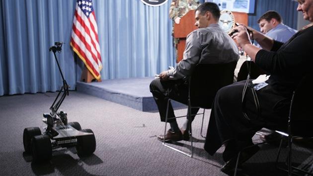 El Ejército de Tierra de EE.UU. piensa sustituir infantes por robots