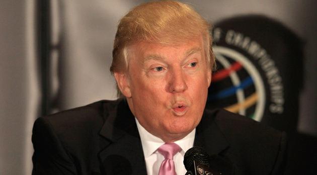 Donald Trump hace leña del euro caído