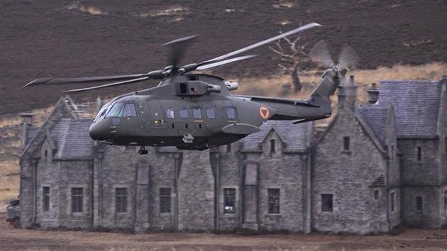 La India cancela el suministro de helicópteros italianos tras un escándalo de corrupción