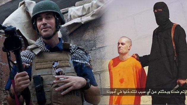 Periodista decapitado pidió alzamiento contra EE.UU. antes de ser asesinado por el Estado Islámico