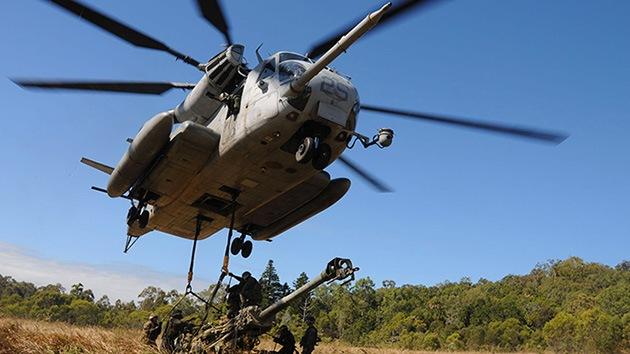 EE.UU. refuerza su presencia militar en Asia enviando otros mil soldados a Australia