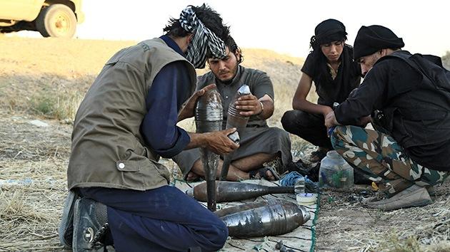 Occidente negocia con los islamistas sirios