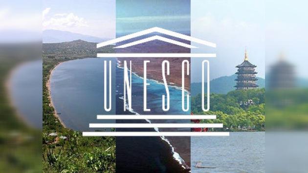 La Unesco incorpora cinco lugares más a su lista del Patrimonio Mundial