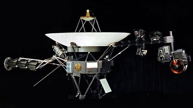 La sonda espacial Voyager-1, a punto de abandonar el Sistema Solar