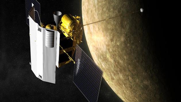 La NASA crea el primer mapa completo de Mercurio
