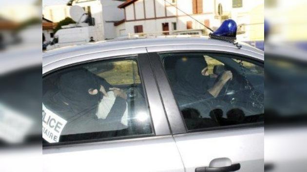 Detienen en Francia a tres presuntos miembros de ETA