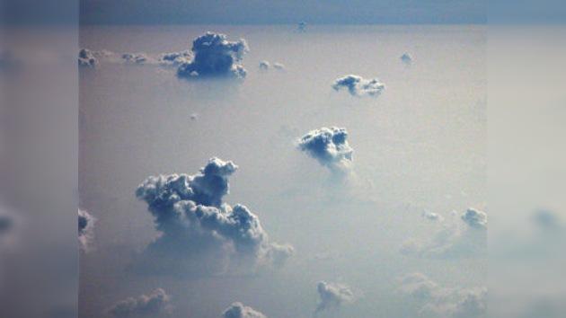 Las nubes bajan de altura para 'proteger' a la Tierra