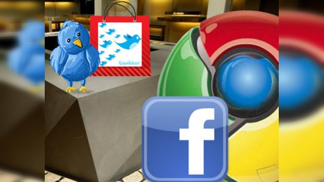 Facebook y Google muestran su interés por Twitter