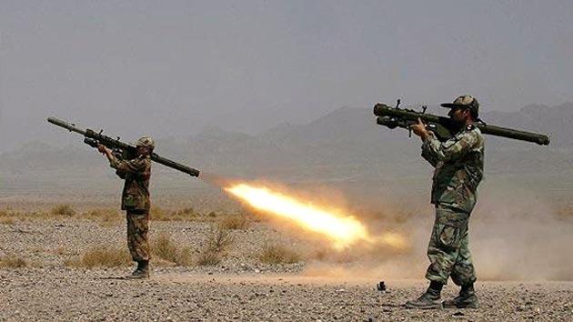 Irán prueba con éxito un nuevo cañón antiaéreo de producción nacional