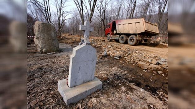 500 víctimas de la represión fueron enterradas nuevamente en Vladivostok