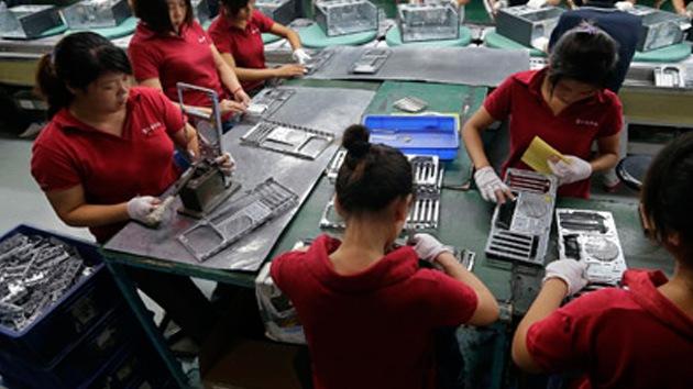 Proveedores de Apple, acusados de utilizar mano de obra infantil