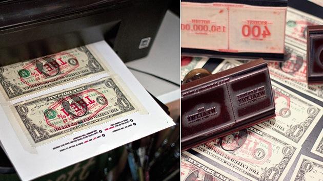 'Ocupa Wall Street' se cuela en los bolsillos