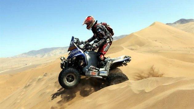 Dakar 2013: El argentino Marcos Patronelli, campeón en cuatriciclos