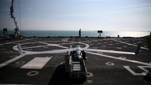'Enjambres' de armas automáticas podrían dominar las guerras del futuro