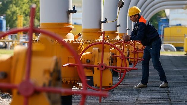 Moscú confirma que Ucrania ha empezado a saldar su deuda de gas
