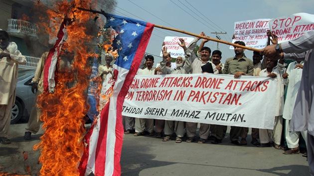 """""""Los drones han matado a más civiles de los que EE.UU. reconoce"""""""