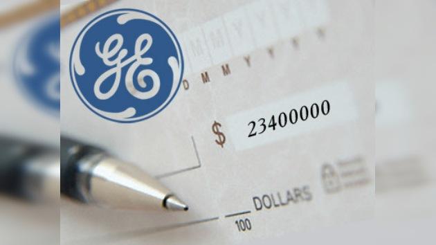 General Electric compra una indulgencia por 23,4 millones de dólares