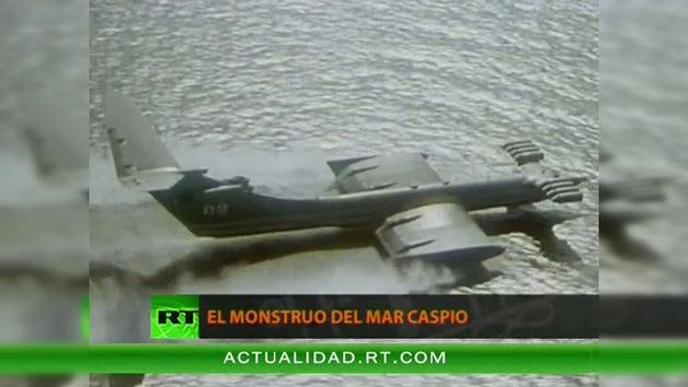 EL MONSTRUO DEL MAR CASPIO