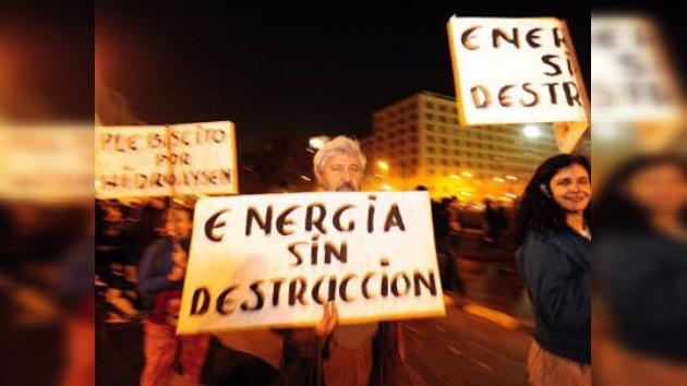 La construcción de 5 presas en la Patagonia desata un torrente de protestas en Chile