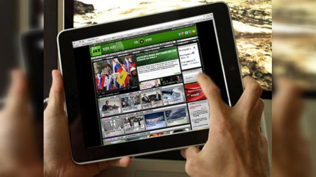 Los usuarios activos de tabletas ponen en riesgo su salud
