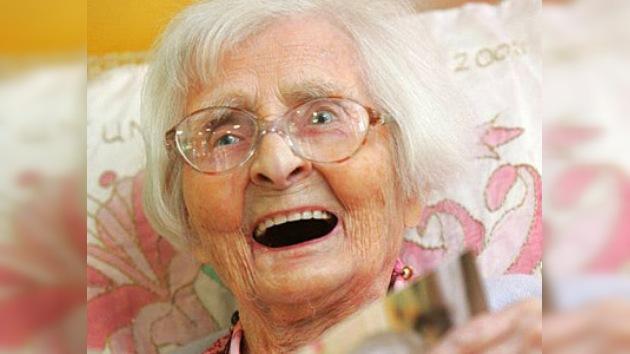 Fallece la mujer más anciana de Inglaterra