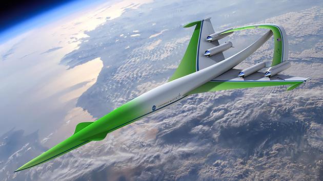 Qué les espera a los pasajeros de los aviones del futuro?