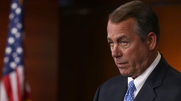 """Presidente de la Cámara de Representantes: """"EE.UU. va hacia el impago"""""""