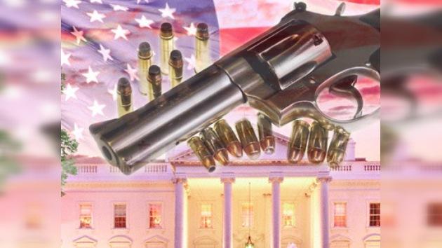 La Casa Blanca no impulsará una ley contra armas