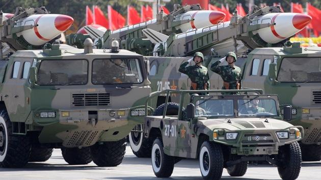 China planea aumentar su arsenal de ojivas nucleares y convencionales