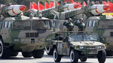 Resultado de imagen para china ojivas nucleares