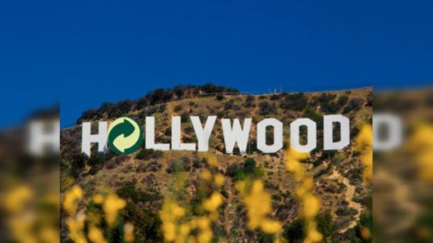 Hollywood genera menos basura