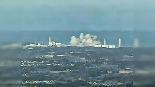 Falla el sistema de enfriamiento en la planta nuclear Fukushima-1