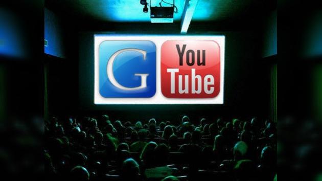 YouTube se convertirá en un videoclub en línea