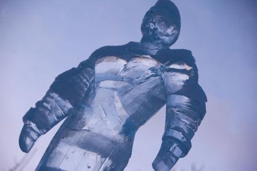 El festival de esculturas de hielo Viugovei 2010