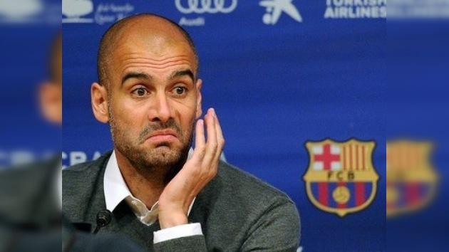 Tientan a Guardiola para dirigir la selección brasileña de fútbol
